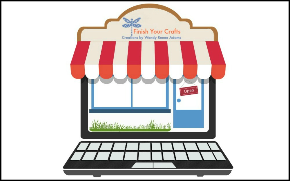 finish your crafts shop